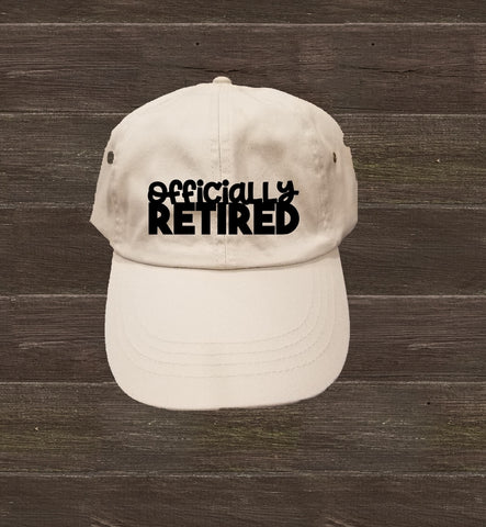 Low-Profile Hat - Officially Retired - thegiftkornershop