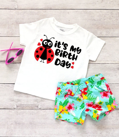 Toddler Softstyle Tee - It's My Birthday - thegiftkornershop