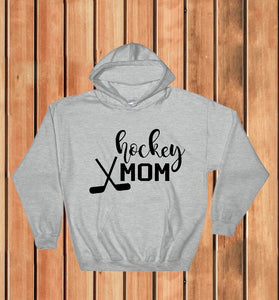 Hooded Sweatshirt -  Hockey Mom - thegiftkornershop