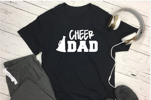 T-Shirt - Cheer Dad - thegiftkornershop