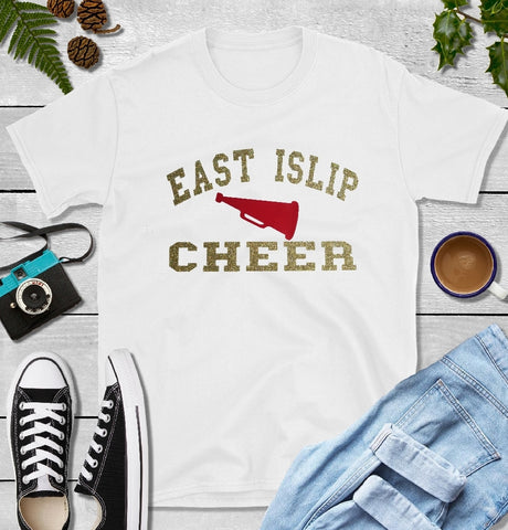T-Shirt - East Islip Cheer - thegiftkornershop