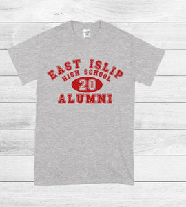 T-Shirts - East Islip High School 2020, 2021, 2022, 2023 Alumni - thegiftkornershop
