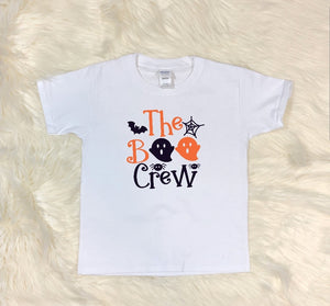 Youth T-Shirt - The Boo Crew - thegiftkornershop