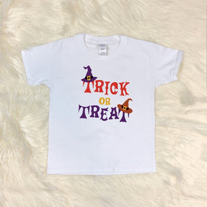 Youth T-Shirt - Trick Or Treat - thegiftkornershop