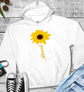 Hooded Sweatshirts - Blessed - thegiftkornershop