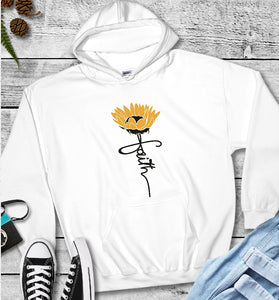 Hooded Sweatshirts - Faith - thegiftkornershop