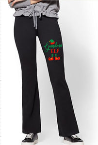 Yoga Pants - Grandma Elf - thegiftkornershop
