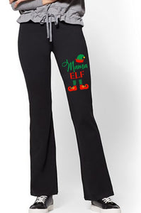 Yoga Pants - Mama Elf - thegiftkornershop