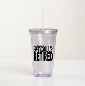 Drink Tumbler Cup - Officially Retired - thegiftkornershop
