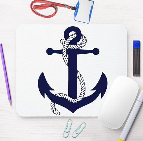 Mouse Pad - Anchor - thegiftkornershop