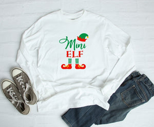 Long Sleeve Shirt - Mini Elf - thegiftkornershop