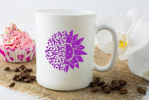 Mug 15oz. - Turner Syndrome Awareness - thegiftkornershop