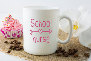 Mug 15oz. - School Nurse - thegiftkornershop