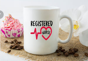 Mug 15oz. - Registered Nurse
