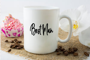 Mug 15oz. - Best Man