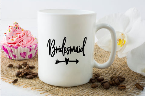 Mug 15oz. - Bridesmaid