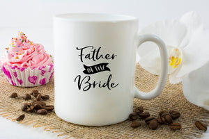 Mug 15oz. - Father Of The Bride