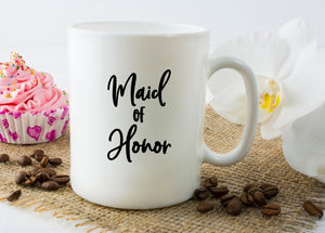 Mug 15oz. - Maid Of Honor