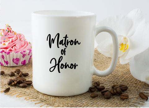 Mug 15oz. - Matron Of Honor