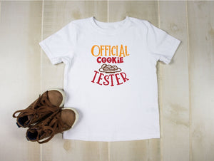 Toddler Softstyle Tee - Official Cookie Tester