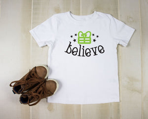 Toddler Softstyle Tee - Believe