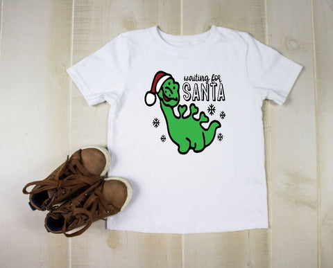 Toddler Softstyle Tee - Waiting For Santa