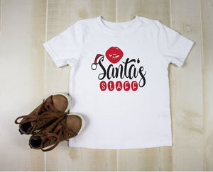 Toddler Softstyle Tee - Santa's Staff