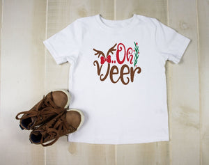 Toddler Softstyle Tee - Oh Deer