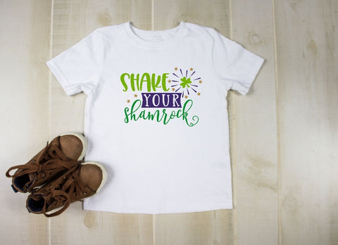 Youth T-Shirt - Shake Your Shamrock