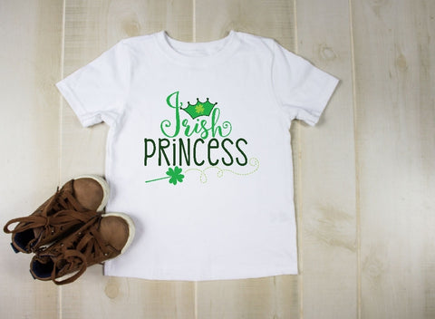 Youth T-Shirt - Irish Princess