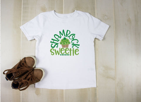 Youth T-Shirt - Shamrock Sweetie