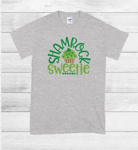 T-Shirt - Shamrock Sweetie (V-Neck or Unisex Classic Fit)