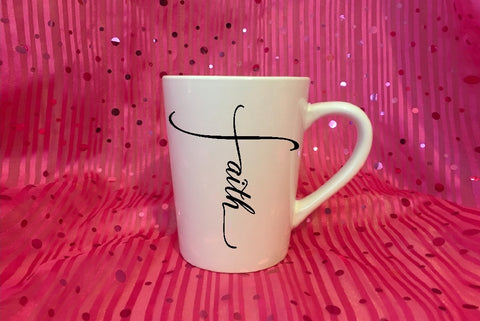 Mug 15oz. - Faith