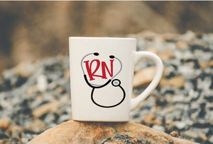 Mug 15oz. - RN (Registered Nurse)