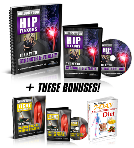 Hip Flexors Program