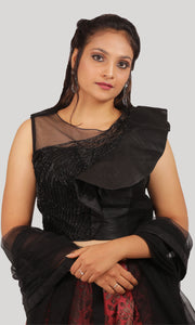 The Elegant Black Pearl Ready to Wear Designer Collection