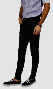 Men Dark blue Slim Fit Jeans