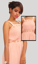 Load image into Gallery viewer, Salmon Trendy Evening Wear