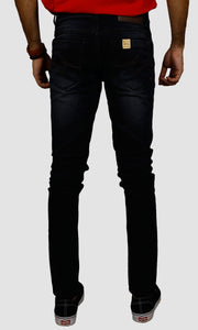 Men Ink Blue Slim Fit Jeans