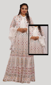 Bloomed In Winter Anarkali Ready To Wear Designer Collections