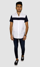 Load image into Gallery viewer, Men Designer Slim Fit Casual Shirts