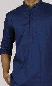 Men Slim Fit Kurta Shirts