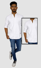 Load image into Gallery viewer, Men Slim Fit Casual Shirts