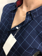 Load image into Gallery viewer, Men Broad Check Shirt