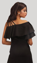 Load image into Gallery viewer, Black Evening Wear Gown