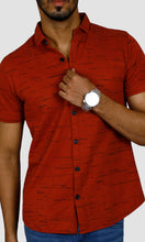 Load image into Gallery viewer, Men Lycra Cotton Slim Fit Casual Shirts