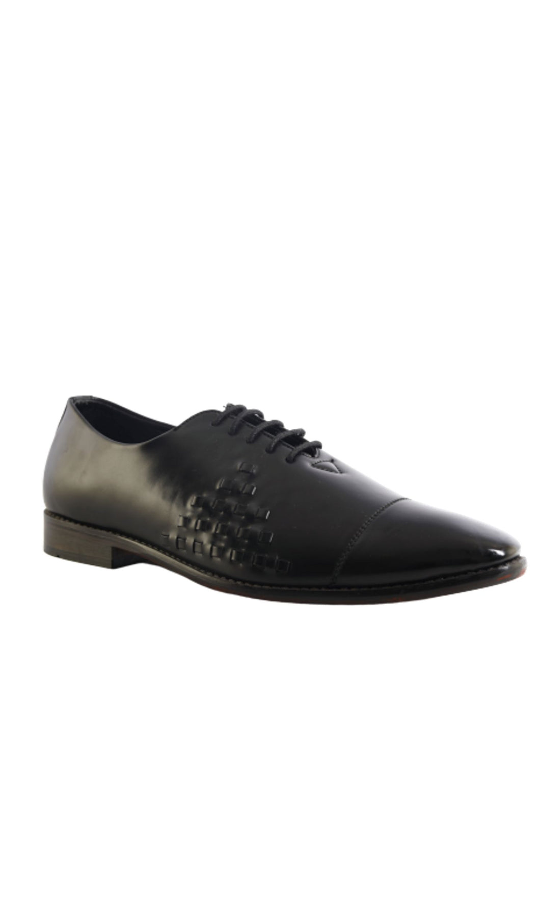 Men Black Formal Brogues