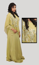 Load image into Gallery viewer, Wild Willow Green Gown Ready to Wear Designer Collections