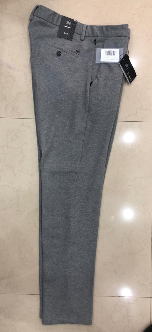 Men Ankle Length Pants