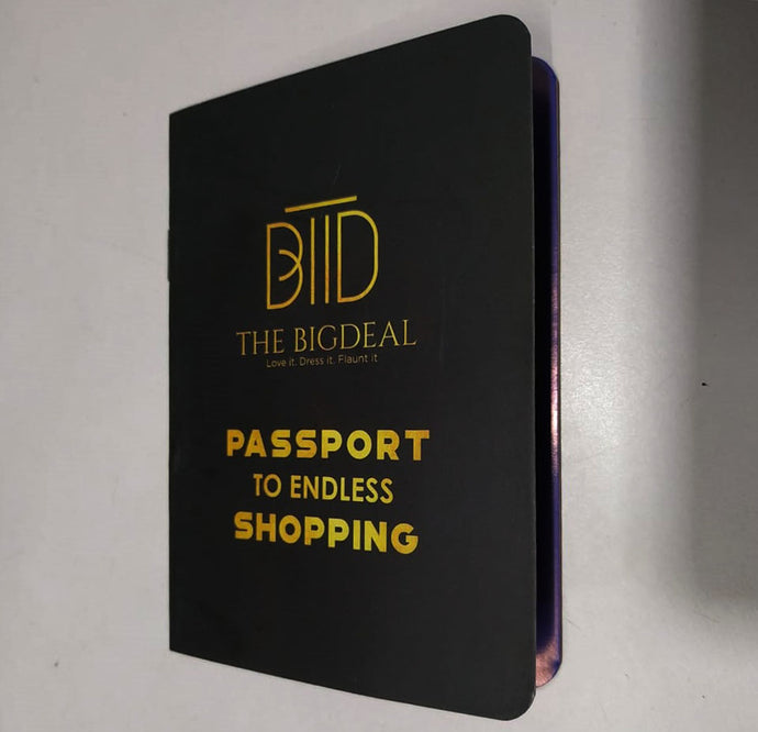The BigDeal Passport